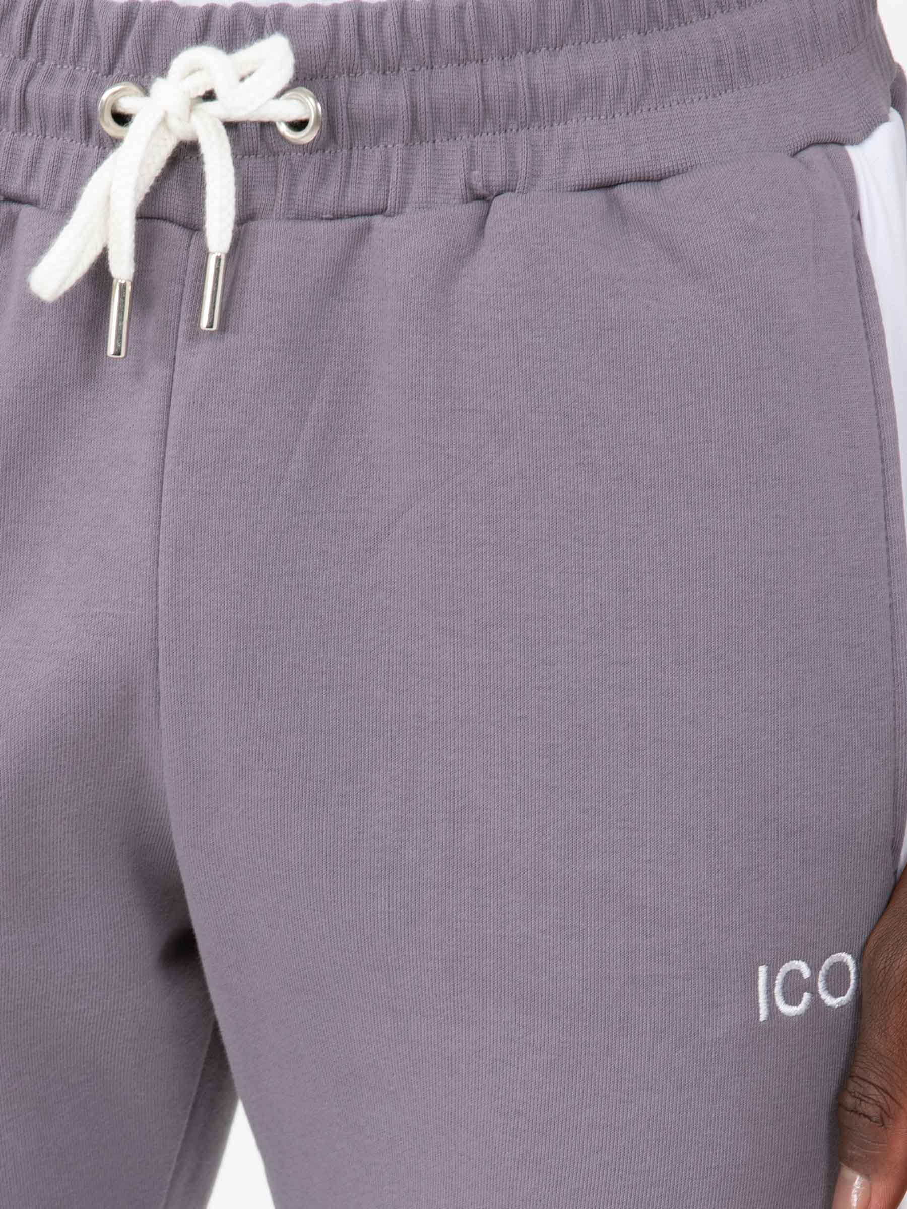 Trouser 86234 Riehen Light Anthracite